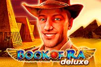 Book of Ra Deluxe в игровом зале Вулкан