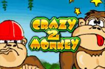 Crazy Monkey 2 игровые автоматы Вулкан