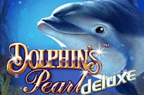 Dolphin's Pearl Deluxe автомат Вулкан