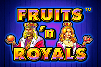 Fruits and Royals автоматы онлайн