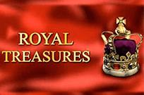 Royal Treasures игровые автоматы онлайн