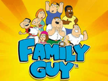 Игровой автомат Family Guy