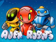Автомат Роботы Пришельцы от разработчика Netent доступен на сайте онлайн казино