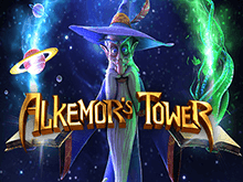 Игровой аппарат Alkemors Tower
