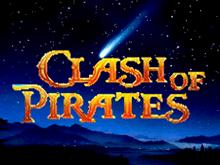Автомат онлайн Clash Of Pirates от разработчика Evoplay